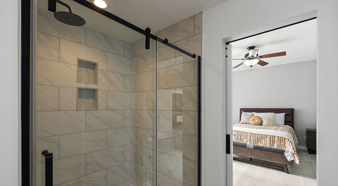 Shower repairs in Manchester & Lancashire